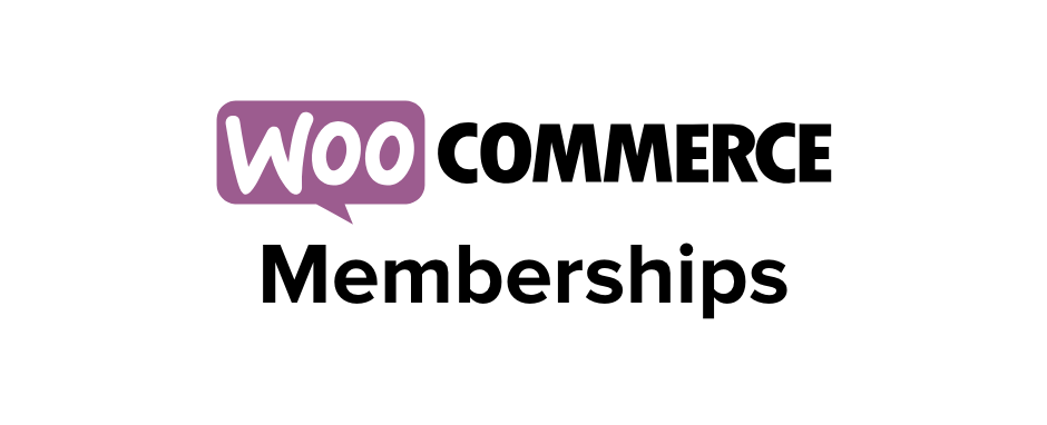 WooCommerce Memberships Logo